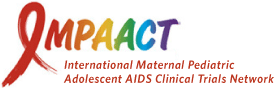 International Maternal Pediatric Adolescent AIDS Clinical Trials Network logo